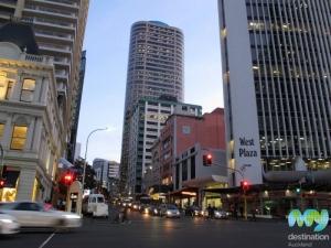 Custom Street, Auckland CBD