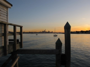 Devonport Pier Sunset