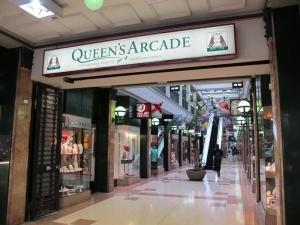 Queen`s Arcade