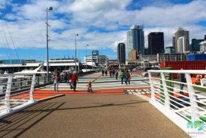 Wynyard Crossing Footbridge