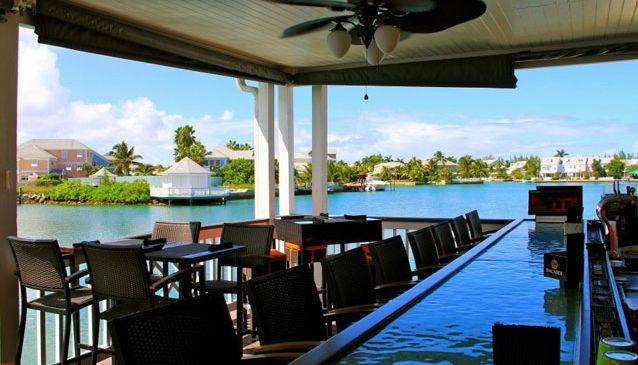 Twisted Lime Sports Bar and Grill, Nassau, Bahamas