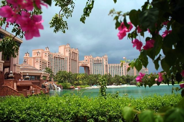 Atlantis Resort, Nassau, Bahamas