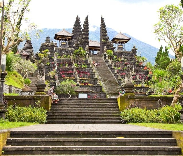 Besakih Temple - the Mother Temple of Bali