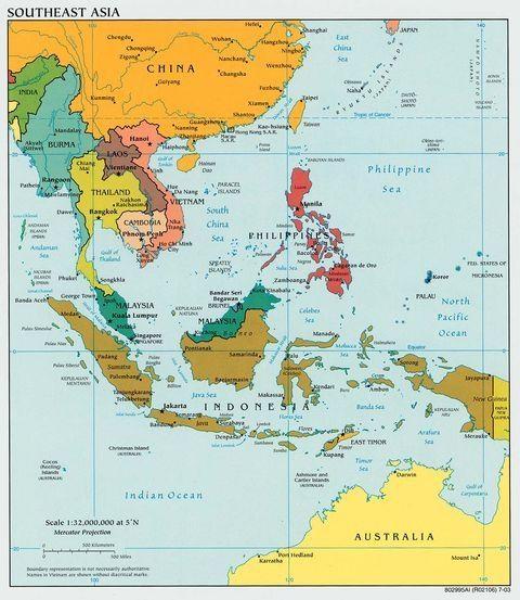 Bali target market - map zonu.org