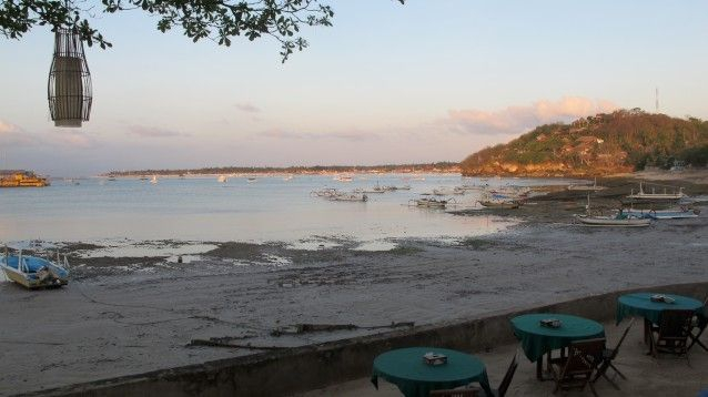 Evening on Nusa Lembongan