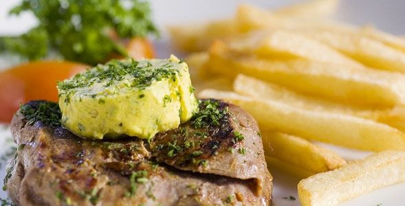 """Cafe de Paris"", grilled to perfection - Café des Artistes"