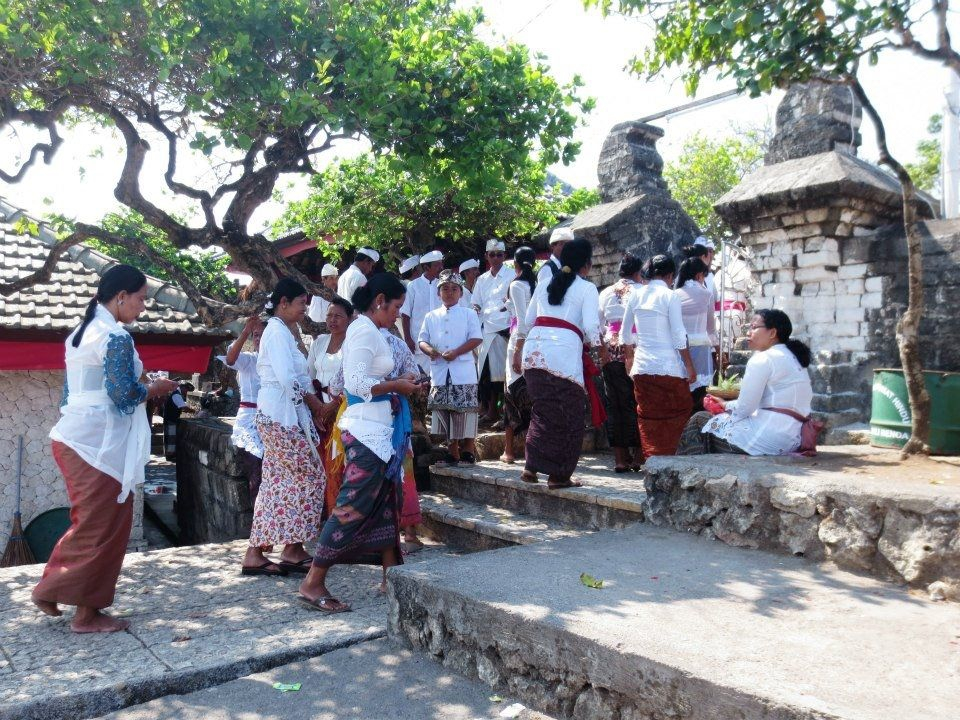 Hindu Temples & Sacred Monkeys