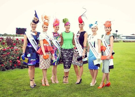 2013 Myer Fashions on the Field - melbournecup.com