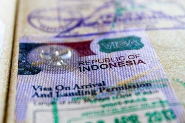VOA in your passport
