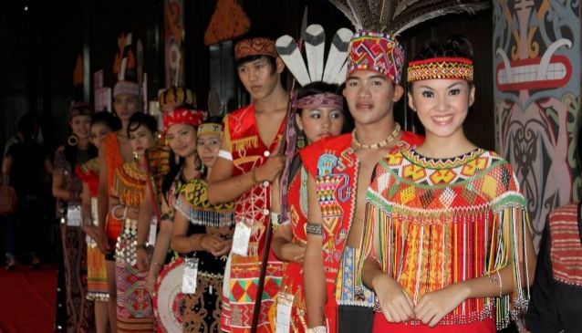 The Dayaks are Coming