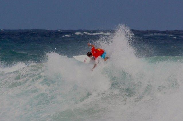 CJ Hobgood at Puerto Rico ASP