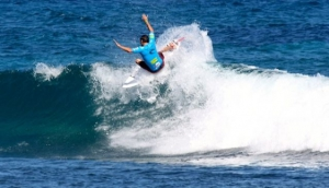 World Surf Champions in Bali
