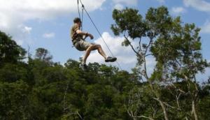 Bali Treetops Adventure Park