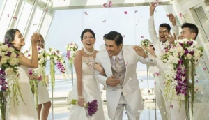 Conrad Bali Weddings