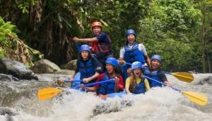 SOBEK White Water Rafting