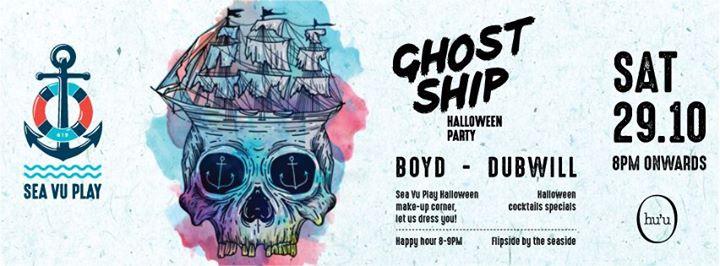 Ghost Ship Halloween