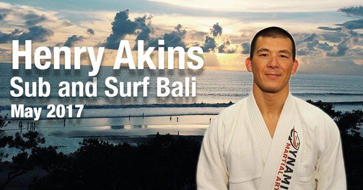 Henry Akins Hidden Jiu Jitsu Bali Seminar