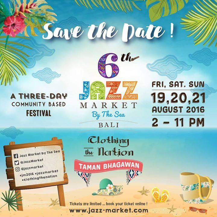 Jazz Market by the Sea 2016