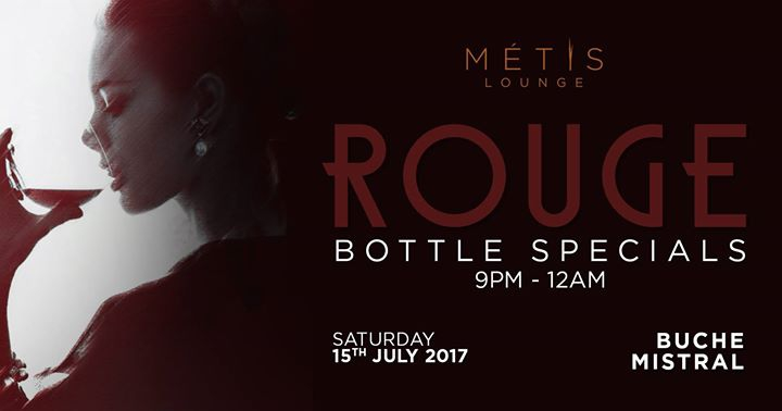 Metis Lounge presents Rouge