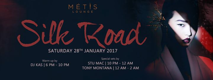Metis Lounge Presents Silk Road