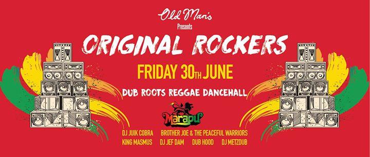 OLDMAN's - Original Rockers feat: Marapu, King Masmus, and more