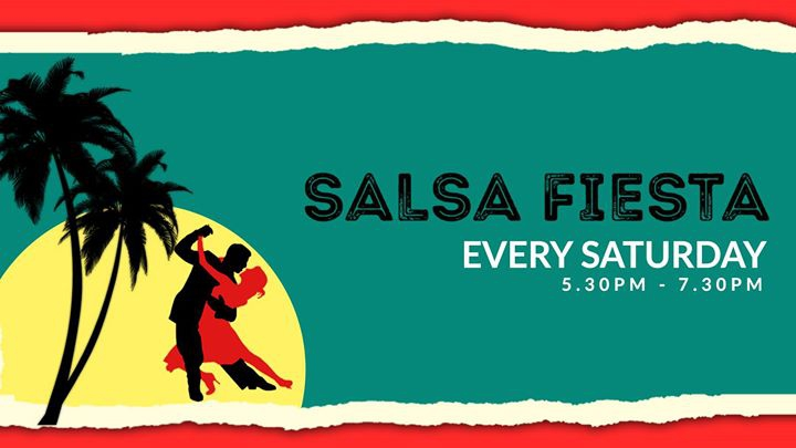 Salsa Fiesta with Salsa Bali Click Team