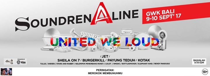 Soundrenaline 2017