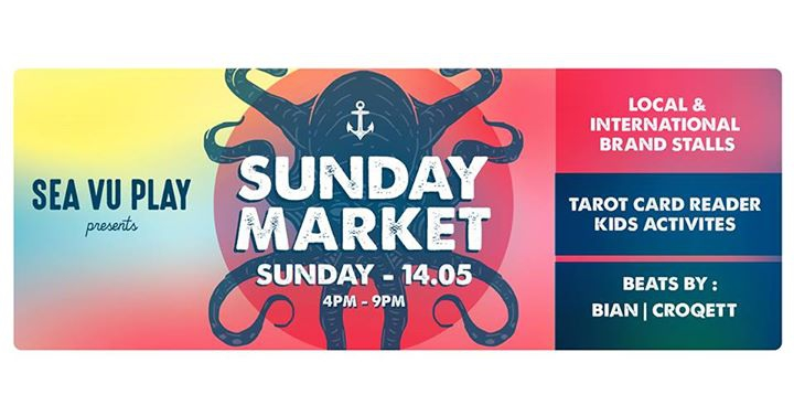 Sunday Market No. 3