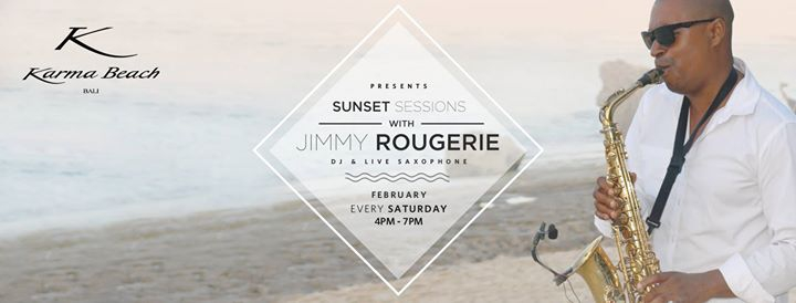 Sunset Sessions with Jimmy Rougerie