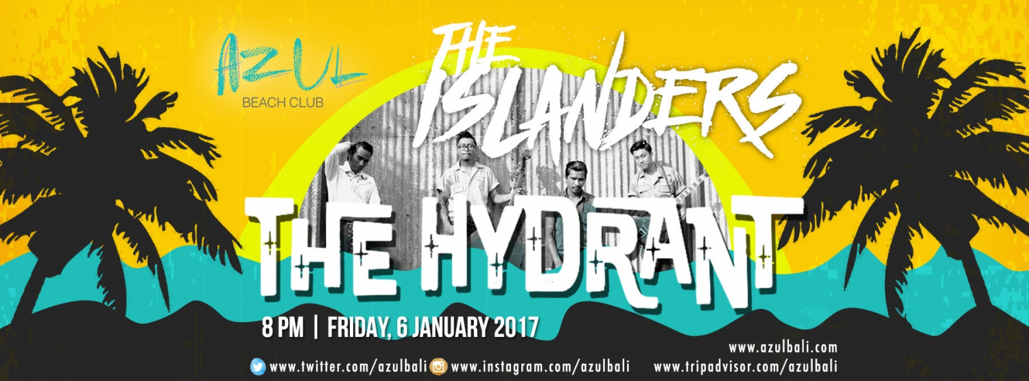 The Islanders presents The Hydrant