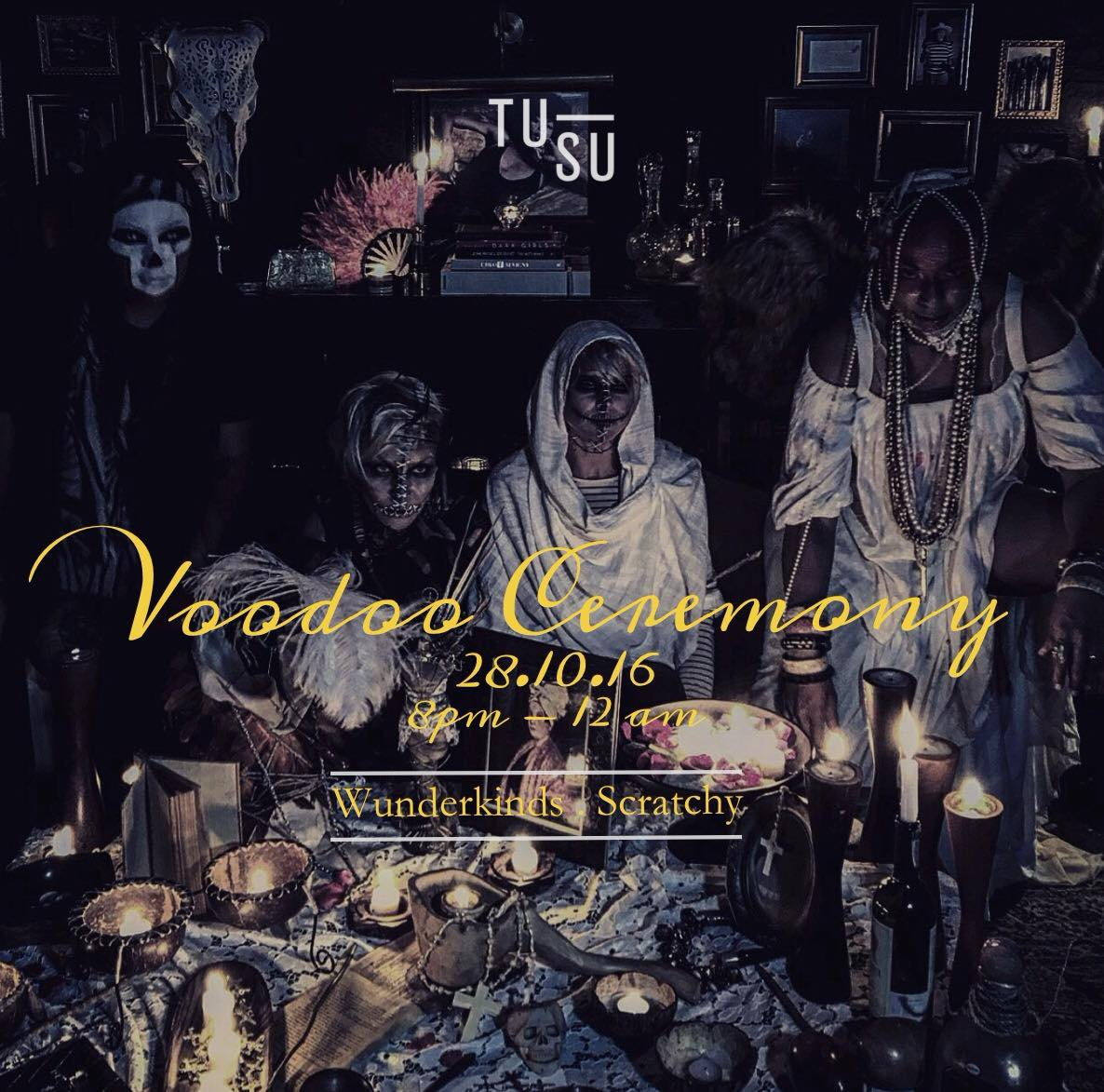 TUSU Voodoo Ceremony Halloween Party
