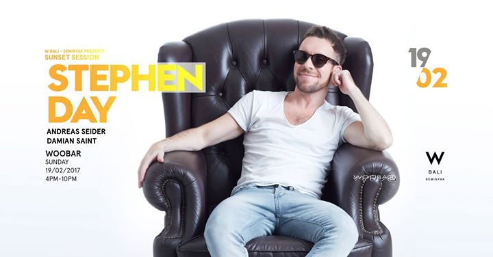 W Bali Presents Sunset Session ft Stephen Day