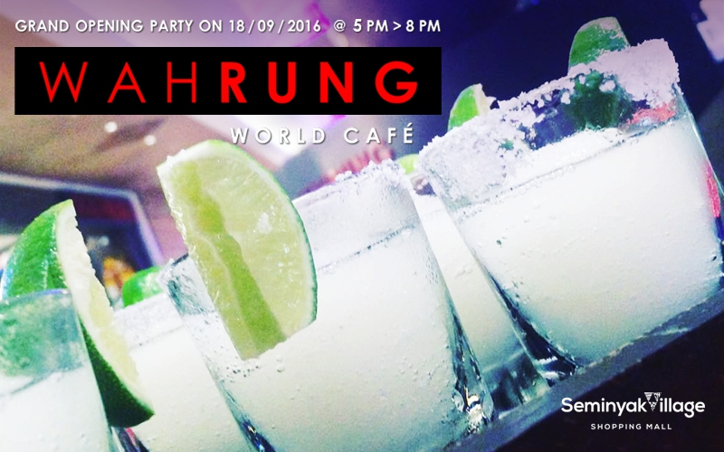 Wahrung's Grand Opening