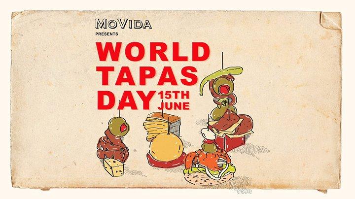 World Tapas Day / Día Mundial de la Tapa 2017