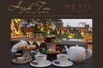 MÉTIS Lounge High Tea Package this afternoon