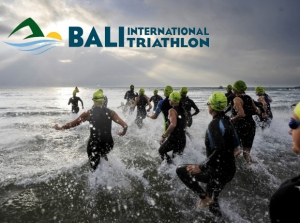 Bali International Triathlon in the Bukit