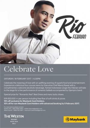 Celebrate Love
