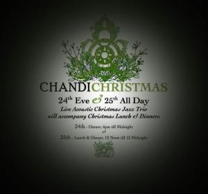 CHANDI Christmas Eve & Day