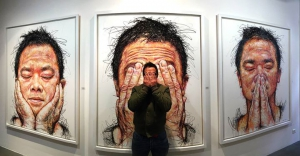 Hom Nguyen Art Exhibition