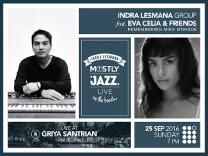 Indra Lesmana Sunday Mostly Jazz at Griya Santrian