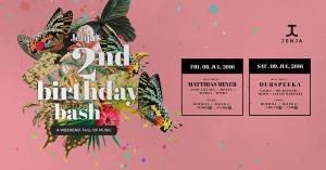 Jenja's 2nd Birthday Bash Weekend