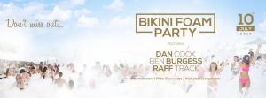 Karma Beach Presents Bikini Foam Party