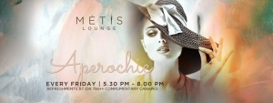 METIS Lounge presents Aperochic ft. DJ Buche & DJ Kas