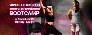 Michelle Nouraei Sundown Boot Camp