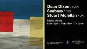 Night Moves ft. Dean Dixon, Seabass and Stuart McLellan