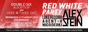 RED WHITE PARTY