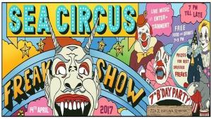 Sea Circus 7th Birthday Party