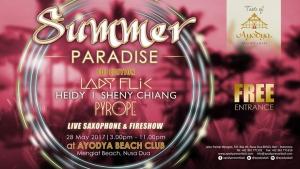 Summer Paradise FDJ Edition