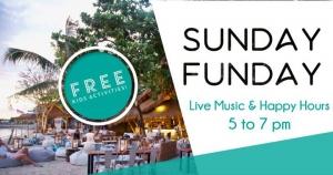 Sunday Funday at Genius Cafe