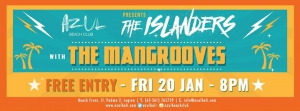 The Islanders with The Mangrooves